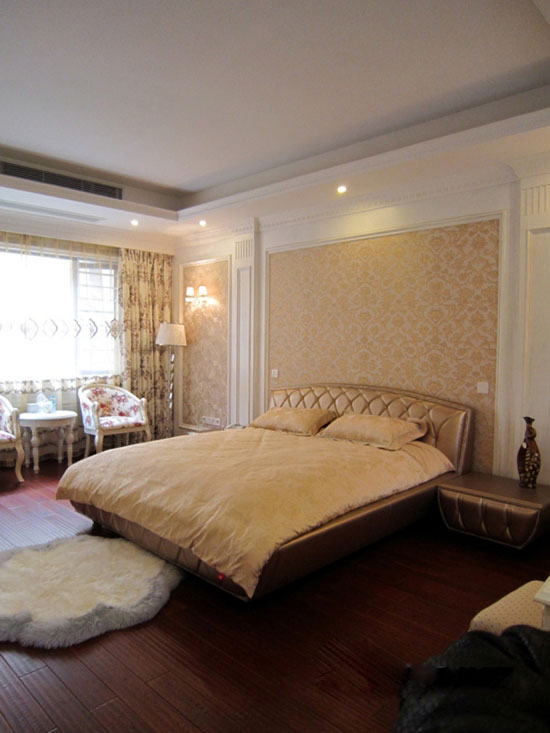 王大伟设计作品:兰乔圣菲别墅设计-兰乔北京千屿广告设计图片